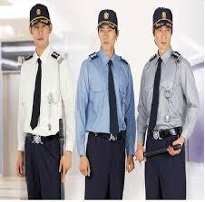 Đồng phục bảo vệ, vệ sỹ
