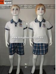 Đồng phục học sinh mẩu giáo