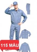 Đồng phục quần áo công nhân
