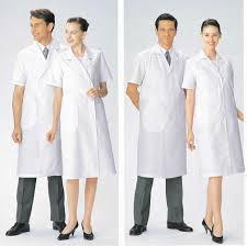 Đồng phục y tế, bệnh viện