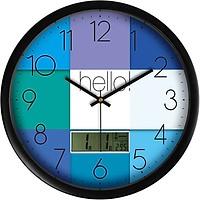 Đồng hồ treo tường LCD