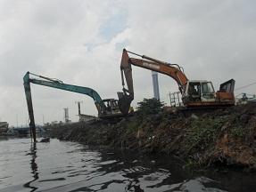 Dự án tiêu thoát nước và cải thiện ô nhiễm kênh