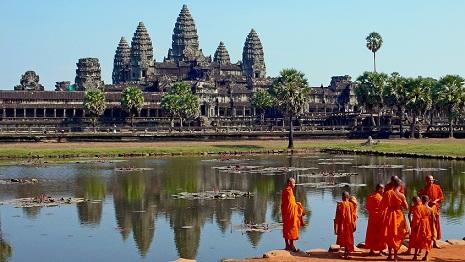 Du lịch hà tiên Campuchia