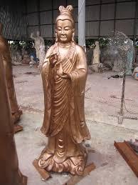 Duc tuong dong/Đúc tượng đồng