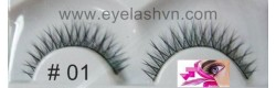 False Eyelashes #01