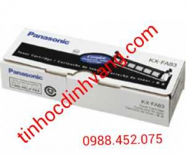 Film Fax Panasonic