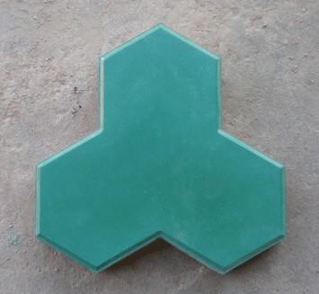 Gạch bê tông tự chèn