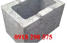 Gạch block xây trụ 20x30