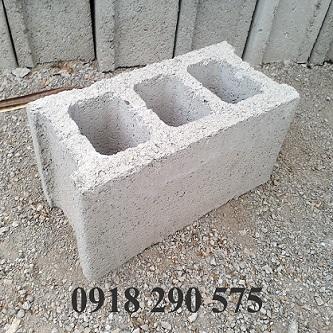 Gạch xây móng