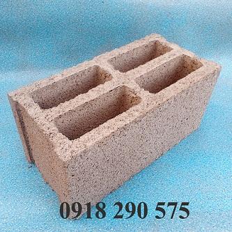 Gạch xây tường 20-3 vách