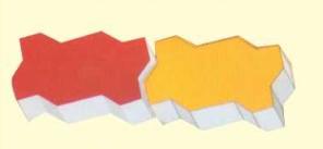 Gạch ziczac (Nhám)