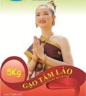 Gạo tám Lào NK