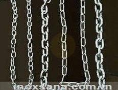 Gia công dây xích inox