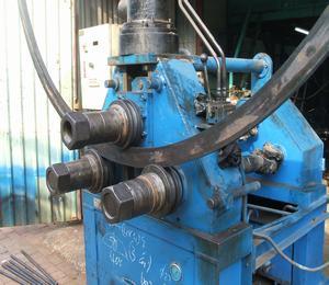 Gia công uốn sắt đặc 80x25 ly