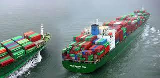 Giao nhận vận tải hàng hóa bằng đường biển