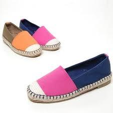 Giày vải nữ