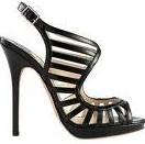 Giày xăng đan cao gót nữ
