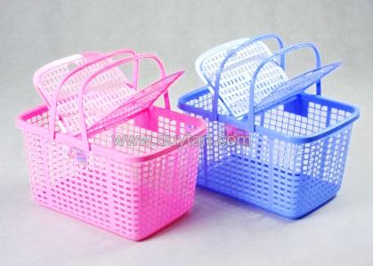Giỏ nhựa