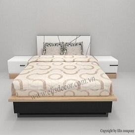Giường ngủ Elis decor
