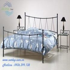 Giường sắt nghệ thuật