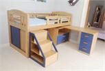 Giường tầng đa năng trẻ em