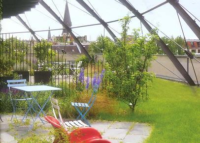 Green Roofs - Công nghệ xanh