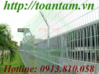 Hàng rào lưới thép TT ROLL