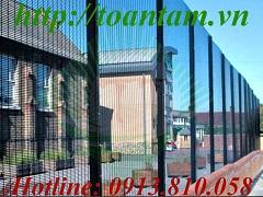Hàng rào lưới thép TT-SECU