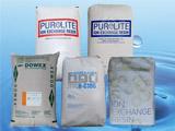 Hạt Cation, Hạt nhựa lọc nước