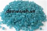 Hạt nhựa PP màu xanh