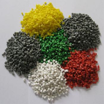 Hạt nhựa tái sinh PP nhiều màu