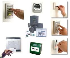 Hệ thống access control systems