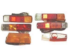 Hệ thống chiếu sáng xe nâng