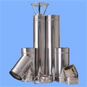 Hệ thống đổ rác bằng ống Inox