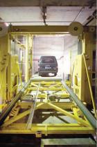 Hệ thống đỗ xe kiểu tuần hoàn nhiều tầng