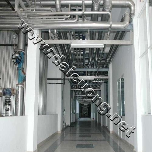 Hệ thống đường ống công nghệ