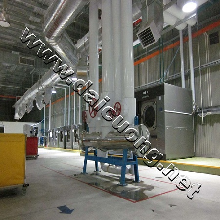 Hệ thống đường ống, Mạng nhiệt
