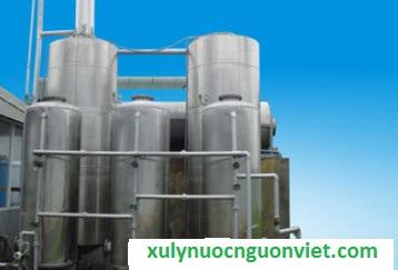 Hệ thống lọc giếng khoan công nghiệp