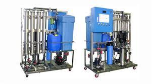 Hệ thống lọc nước bán công nghiệp