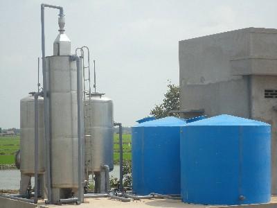 Hệ thống lọc nước composite