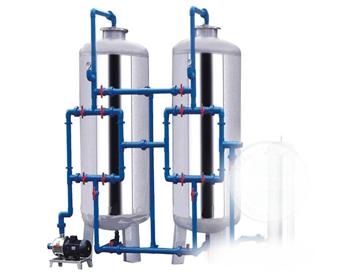 Hệ thống lọc nước giếng khoan-5m3/h
