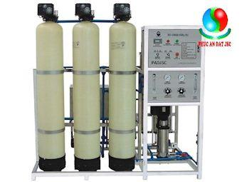 Hệ thống lọc nước RO tinh khiết