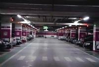 Hệ thống quản lý bãi đỗ xe bằng thẻ từ