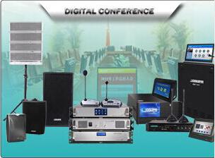 Hệ thống thiết bị âm thanh phòng họp