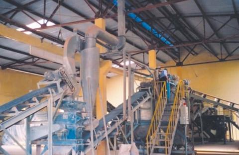 Hệ thống thiết bị sản xuất phân bón NPK