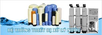 Hệ thống thiết bị xử lý nước