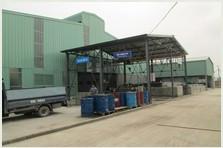 Hệ thống xử lý chất thải rắn bằng kim loại