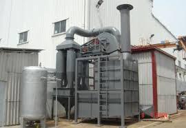 Hệ thống xử lý khí độc hại - ô nhiễm