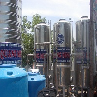 Hệ thống xử lý nước 04