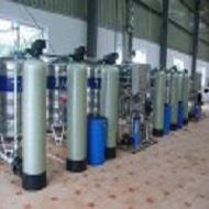 Hệ thống xử lý nước cấp nồi hơi